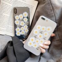 小雏菊oppoA3手机壳A5透明A7x硅胶A57A59A73A79女款A83个性A7软壳