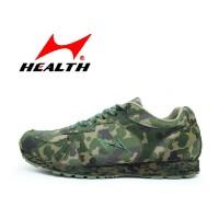 新海尔斯迷彩鞋减震防滑耐磨透气跑步鞋男女训练运动鞋
