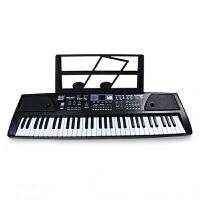 电子琴 61键儿童联系玩具琴 初学者早教启蒙教学练手电子琴