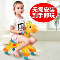 婴儿多功能学步车防侧翻 儿童益智音乐万向轮溜溜车滑行玩具