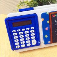 包邮 新款 带计算器密码锁文具盒 小学生多功能男女孩塑料铅笔盒