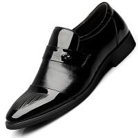 波图蕾斯新款商务休闲鞋正装皮鞋男士时尚休闲皮鞋男鞋