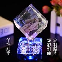 王俊凯王源易烊千玺玩偶水晶影像 纪念品TFBOYS周边 生日礼物男女 加个性刻字