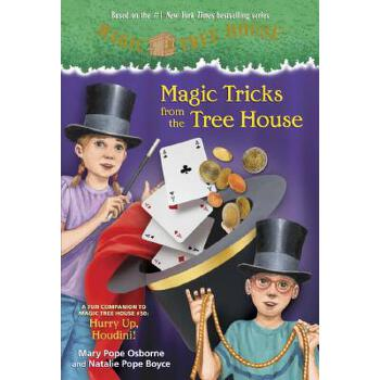 【预订】Magic Tricks from the Tree House 预订商品,需要1-3个月发货,非质量问题不接受退换货。
