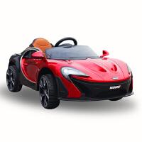儿童电动车四轮可坐人玩具车宝宝带遥控汽车