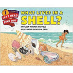 What Lives in a Shell 进口儿童绘本,Kathleen Weidner Zoehfeld,Hele