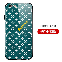 苹果X手机壳iPhone XS Max玻璃iPhoneX超薄XR高档iphonexmax防摔8plu iphone 6