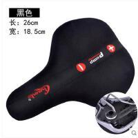 自行车坐垫 舒适骑行装备 单车通用鞍座山地车车座加厚加宽