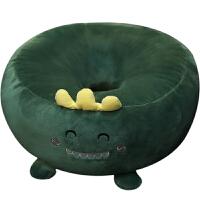 坐垫卧室地上客厅懒人榻榻米圆形垫子椅子垫蒲团坐垫