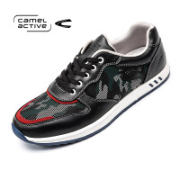 Camel Active/骆驼动感正品户外休闲鞋复古跑步鞋冬季新款运动鞋