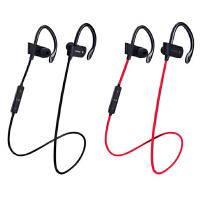 【包邮】A89 运动蓝牙耳机 通用无线 跑步蓝牙耳机 防脱落设计 耳挂式运动蓝牙耳机 来电报号 4.1版本 YY微信Q