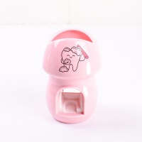 【好货优选】挤牙膏神器儿童免打孔全自动套装挤压器吸壁式牙刷置物架按压式机