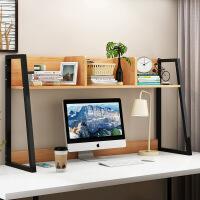 【海格勒】简约书架桌上置物架创意架子学生桌面书柜简易办公桌经济型省空间