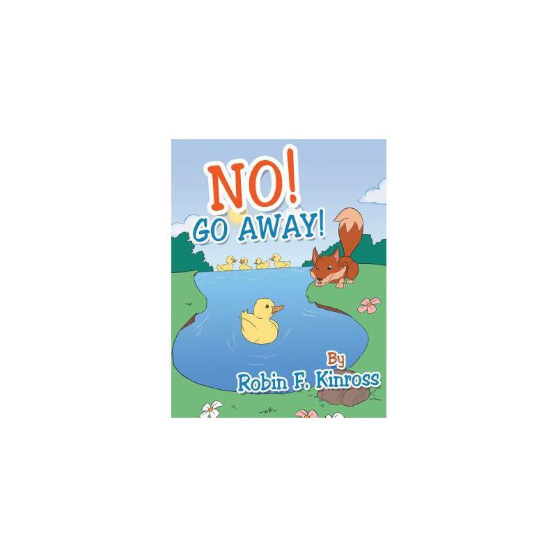 【预订】No! Go Away! 预订商品,需要1-3个月发货,非质量问题不接受退换货。