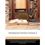 【预订】Technology Review, Volume 5