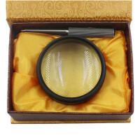 OUJIN蔡司镜片30x36 35x50高倍放大镜30倍35倍放大镜玉石珠宝字画鉴定放大镜