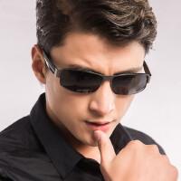 太阳镜男士偏光潮墨镜运动开车驾驶司机镜钓鱼金属合金眼镜