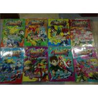 星兽猎人全套8册漫画书图书彩色儿童读物媲美星兽猎人玩具星兽猎人神枪灵动创想星兽猎人玩具套装帮帮龙