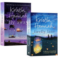 萤火虫小巷 再见萤火虫小巷 英文原版小说 Firefly Lane Fly Away 克莉丝汀汉娜 女性友谊与自我救赎的