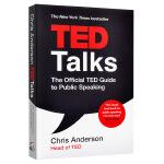 【中商原版】TED:官方版演讲指南 英文原版TED Talks:The Official TED Guide to P