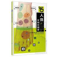 正版 3D人体反射区图册 中医养生书籍 人体穴位按摩全图解 筋络穴位速记手册 常见病症家庭按摩书籍 保健养生