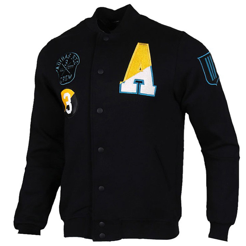 Adidas阿迪达斯男装NEO棒球服运动夹克外套EI4753 NEO棒球服运动夹克外套
