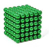 巴克球磁力球 魔力珠5mm216颗儿童创意减压玩具磁力积木益智玩具