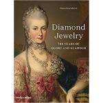 【预订】Diamond Jewelry: 700 Years of Glory and Glamour 9780500