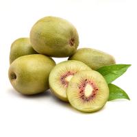 红心猕猴桃奇异果当季新鲜孕妇水果包邮非四川绿心黄心单果重70到90克6粒装