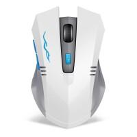 S92 无线鼠标 (充电无声静音鼠标 LOL守望先锋DOTA 电竞专用游戏办公)