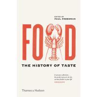 正版 Food: The History of Taste 食物 味道的历史 英文原版餐饮 英文原版