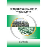 燃煤发电机组能耗分析与节能诊断技术