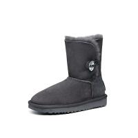 【现货】香港直邮UGG冬季女士雪地靴经典紧身系列钻石短靴水晶款专柜正品1016553