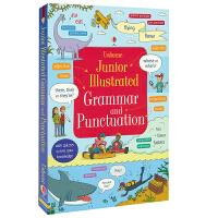 Usborne Grammar and Punctuation 语法与标点符号 少儿英英词典 趣味插图英语辅导书 儿童