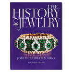 现货 The History of Jewelry: Joseph Saidian & Sons 珠宝历史 探索世界古