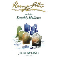 Harry Potter and the Deathly Hallows 哈利波特与死亡圣器(英国版) 9781408810606
