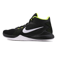 Nike耐克男鞋 ZOOM气垫运动训练实战耐磨篮球鞋 852464-006