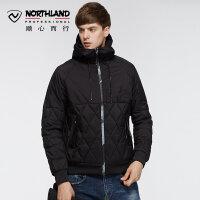 【过年不打烊】诺诗兰【NU】诺诗兰新款男式潮流户外防风保暖羽绒服KD065801