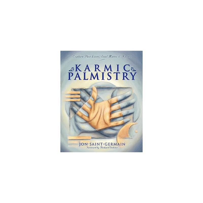 【预订】Karmic Palmistry: Explore Past Lives, Soul Mates, & Karma 预订商品,需要1-3个月发货,非质量问题不接受退换货。