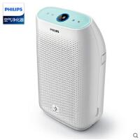 飞利浦空气净化器家用卧室除甲醛雾霾二手烟PM2.5静音AC1210