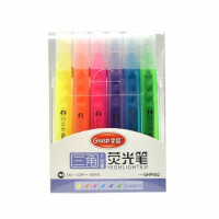 掌握荧光笔 三角造型彩色记号笔 鸡蛋造型重点笔 糖果造型标记笔 棒棒糖造型标注笔 多款创意造型可选