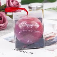 喜糖盒铁盒欧式 喜糖盒子铁盒结婚喜糖礼盒装空盒婚礼糖盒球创意糖果包装盒婚庆 星空直径7cm其他款直径为6.8cm