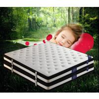 软硬两用床垫席梦思 环保天然椰棕独立袋装弹簧乳胶床垫