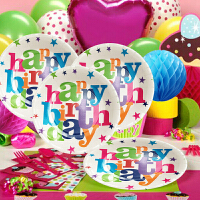 孩派 聚会用品 儿童生日派对用品 生日聚会 生日快乐主题系列