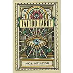 【预订】Tattoo Tarot: Ink & Intuition 9781786272058