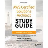 英文原版 AWS认证解决方案架构师官方学习指南 *版 Aws Certified Solutions Architect