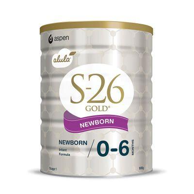 新西兰S26惠氏金装婴幼儿配方牛奶粉1段(0-6个月宝宝) 900g一罐装 (产地:新西兰)日期新鲜保税区直发,新西兰原装产品