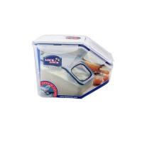 储米箱防虫防潮10kg密封大米缸塑料面桶厨房储物盒