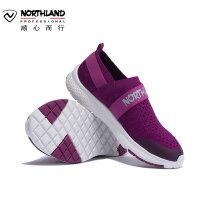 【品牌特惠】诺诗兰春夏新款女式户外休闲透气低帮鞋FT082026
