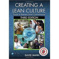 【预订】Creating a Lean Culture 9781482243239
